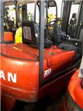 Nissan Q02L20U, 2004, Electric forklift trucks