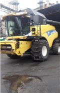 New Holland CR 9080, 2007, Combine harvesters