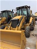 Caterpillar 430 F, Mga Backhoe loader