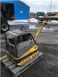 Wacker Neuson DPU 6055, 2009, Hjullaster til komprimering