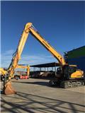 Hyundai HX 220 LR, 2016, Crawler excavators