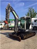 Terex RC75, 2010, Excavatoare 7t - 12t