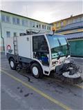 Aebi MFH 5000, 2007, Підмітальні машини