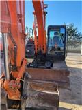 Hitachi ZX 135 US-6, 2017, Crawler excavators