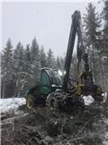 Timberjack 870b, 1999, Skovningsmaskiner