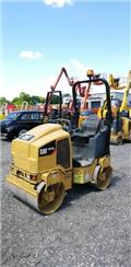 Caterpillar CB 14 B, 2014, Twin drum rollers