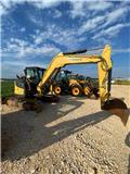 Yanmar Vio 80-1, 2016, Mini excavators  7t - 12t