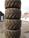Trelleborg 428 710x26,5, 2014, Tyres, wheels and rims