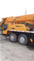 XCMG QY50, 2013, Mobile and all terrain cranes