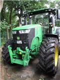 John Deere 7290 R, 2018, Traktoren