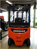 Doosan B25X-7 EL TRUCK, 2017, Electric Forklifts