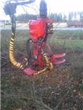 Naarva 1600-40 energiakoura, Medžių kirtimo mašinų darbinės galvos