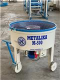 Metalika M-500 Concrete mixer (Mixer for concrete)、2020、混凝土/砂浆搅拌机
