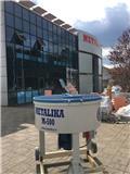 Metalika M-500 Concrete mixer (Mixer for concrete), 2019, Mezcladoras de cemento y hormigón