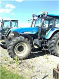 New Holland TM 155, 2006, Tractores