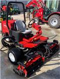 Toro Reelmaster 3100 D Sidewinder Reelmower, 2016, Stand on mowers