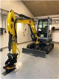 Wacker Neuson EZ36, 2019, Minigravemaskiner