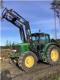 John Deere 6620 Premium, 2006, Tractors