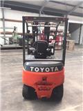 Toyota 8 FB MKT 25, 2014, Elektro Stapler