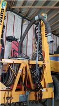 Duport 6000, 2009, Mesin dan aksesoris penyubur lainnya