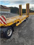 Schwarzmüller TÜ 30/100-A, 2005, Low loaders