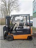 Doosan B30 X-5, 2009, Electric Forklifts