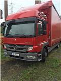 Mercedes-Benz Atego 1224, 2013, Box trucks