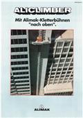 Alimak Klettermastbühne AC5000, 1994, Прочее оборудование для стройки
