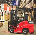 Hangchа Электропогрузчик HC CPD15-AC3 г/п 1500, 2020, Electric Forklifts
