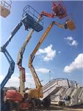 JLG 600 AJ, 2005, Articulated boom lifts