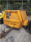 Ingersoll Rand P 175 WD, Kompressorer