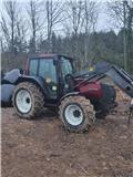 Valtra 6400, 2002, Šumarski traktori