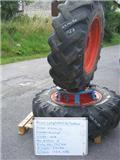 SOMAC 14.9R26, Dual Wheels