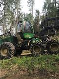 John Deere 1170 E, 2011, Combine forestiere