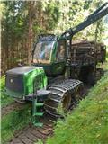 John Deere 1010 E, 2011, Forwarders