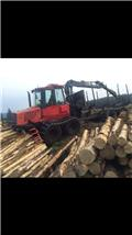 Valmet 860, 2007, Transportoare
