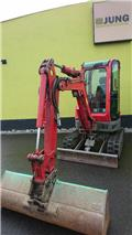 Yanmar Vio 25-4, 2012, Mini excavators < 7t (Mini diggers)