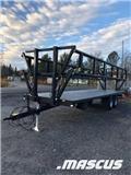 Palmse B 3800 12 Ton Kampanj, 2020, Bálaszállító pótkocsi