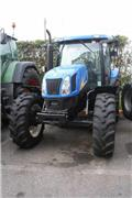 New Holland TS 115 A, 2004, Tractores