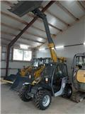 Wacker Neuson mit 3,5 to Anhänger TH 412, 2019, Telescopic Handlers