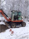 Terex Schaeff HML 32, 2004, Wheeled excavators