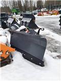 Sami Vikplog 280 - 80 SMS, 제설 블레이드 및 제설기