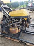Ponsse H 73、2008、收穫機頭