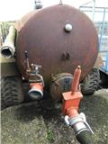 Fosse Fosse 1250 gallon tanker, 1997, Other livestock machinery and accessories