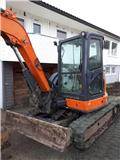 Hitachi ZX 55 U-5, 2014, Mini pelle < 7t