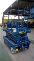 Upright X32, 2007, Scissor Lifts