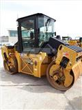 Caterpillar CD 44 B, 2016, Rodillos de doble tambor
