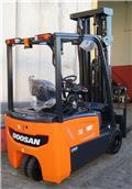 Doosan B18 T-7, 2015, Electric Forklifts