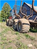 Valmet 820, 1991, Forwarder