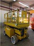 Genie GS 3268 DC, 2007, Scissor Lifts